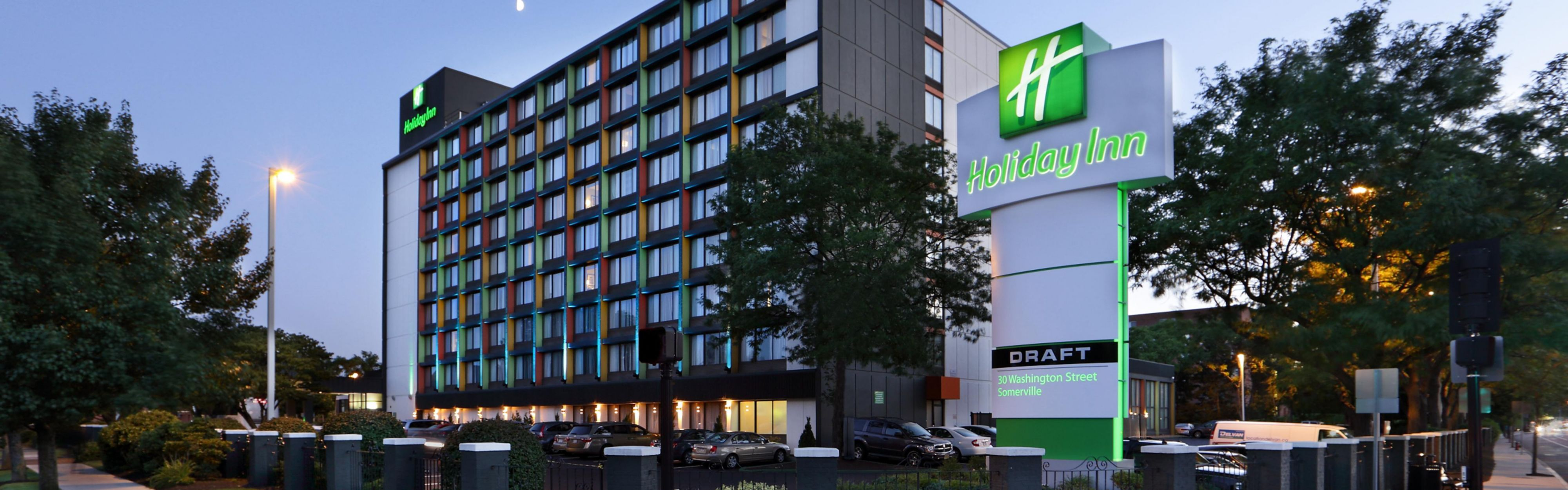 Holiday Inn Boston Bunker Hill Area image 0