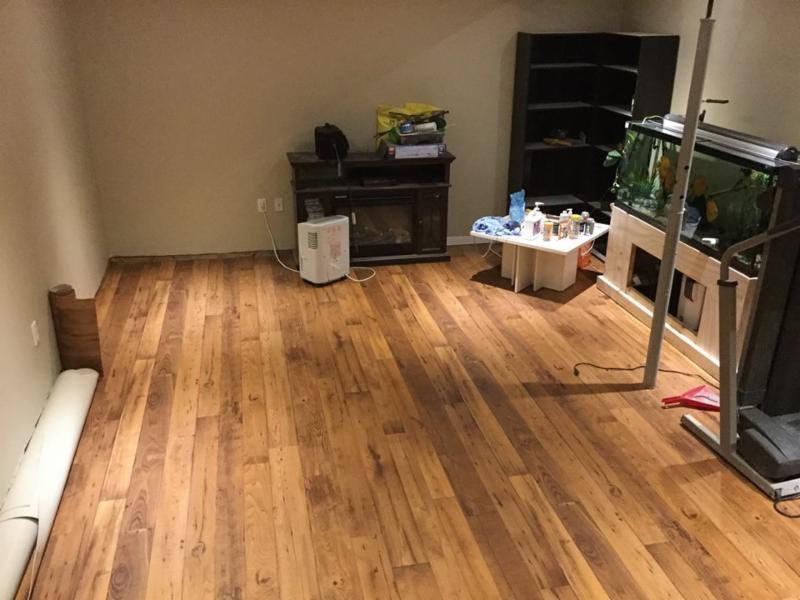 G W G Flooring Inc