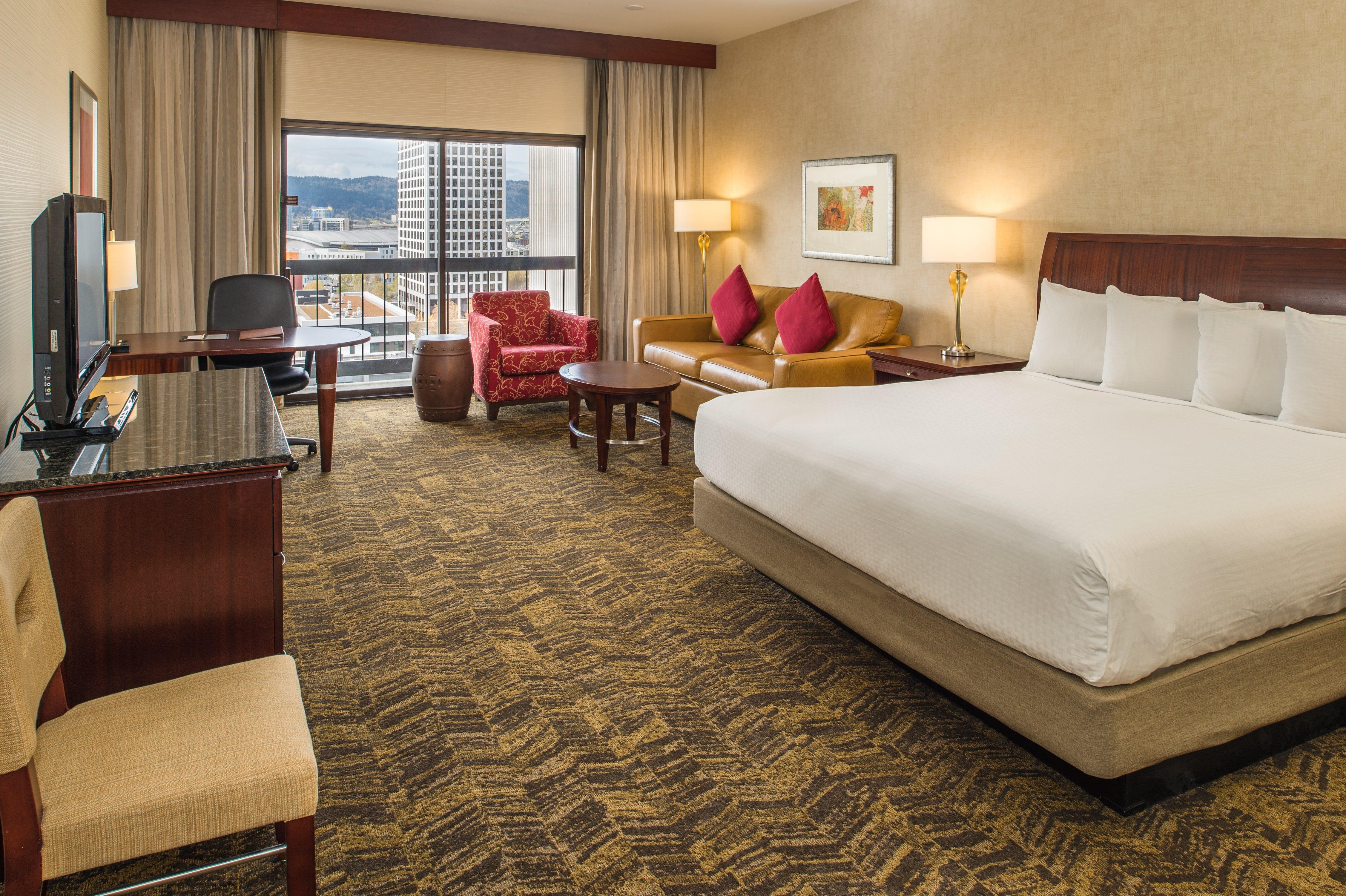DoubleTree by Hilton Hotel Portland image 7