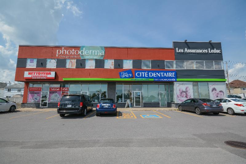 Cité Dentaire Ste-Dorothée Inc à Laval
