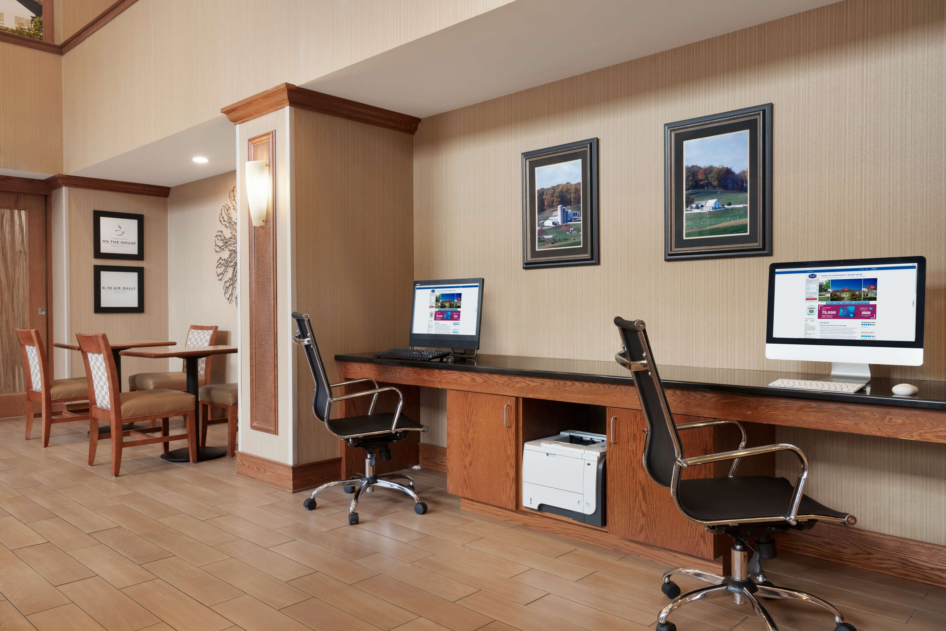 Hampton Inn & Suites Ephrata - Mountain Springs image 29