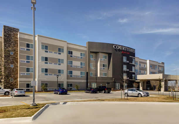 Courtyard by Marriott New Orleans Westbank/Gretna image 0