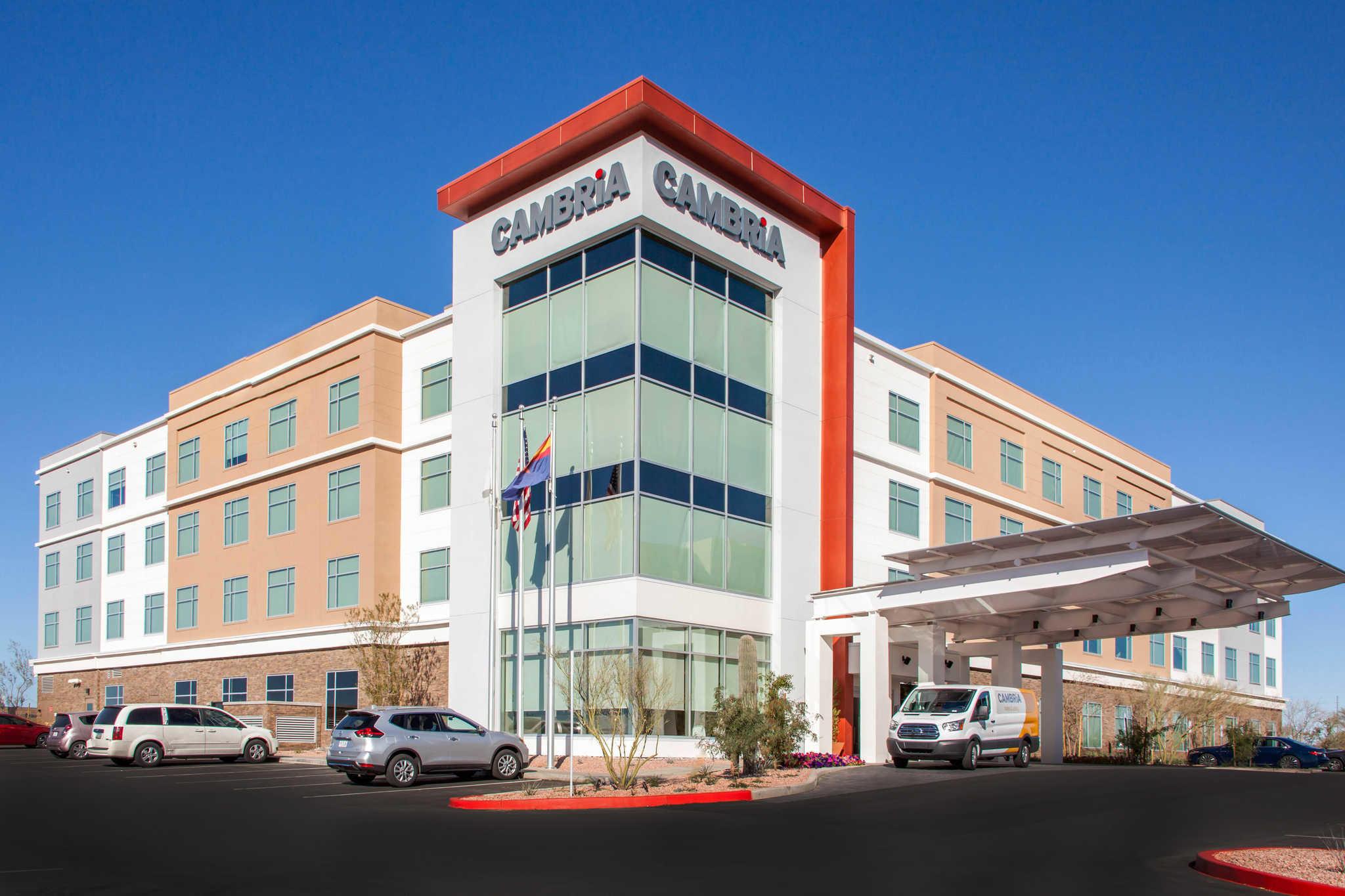 Cambria Hotel North Scottsdale Desert Ridge image 1