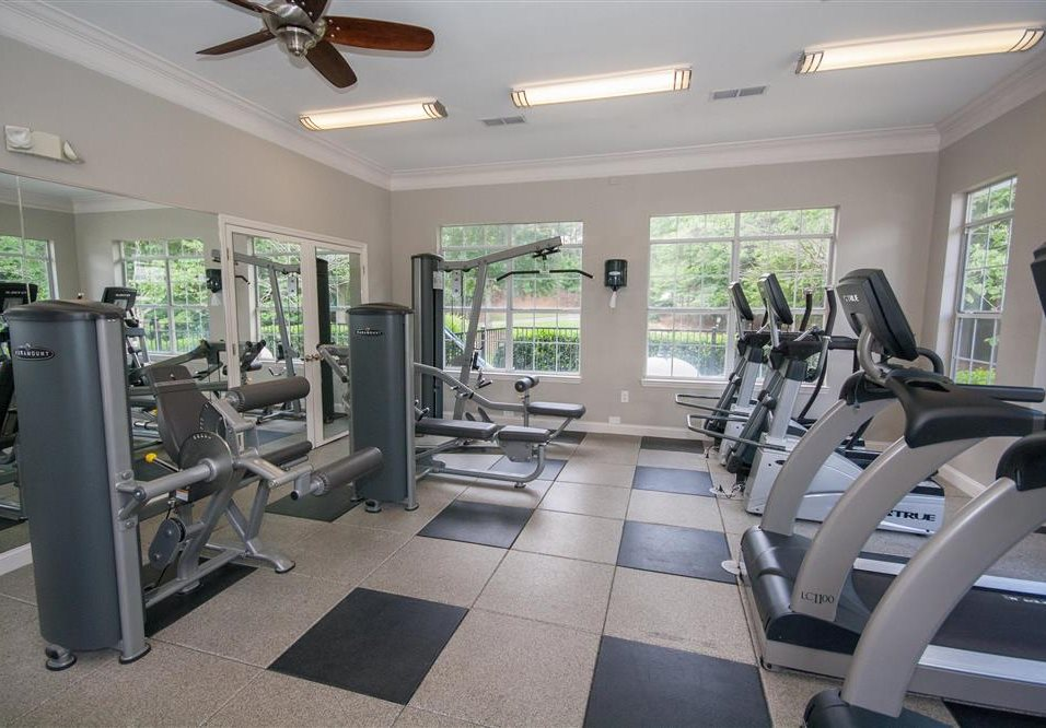 State of the Art Fitness Facility
