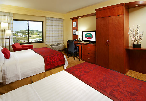 Courtyard by Marriott Pittsburgh Washington/Meadow Lands image 2