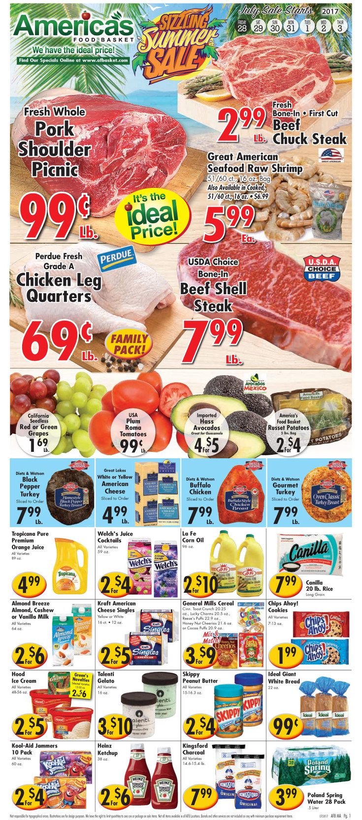 America 39 s food basket coupons near me in hyde park 8coupons for American cuisine near me