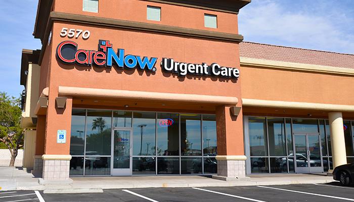 CareNow Urgent Care - Camino Al Norte & Ann image 0