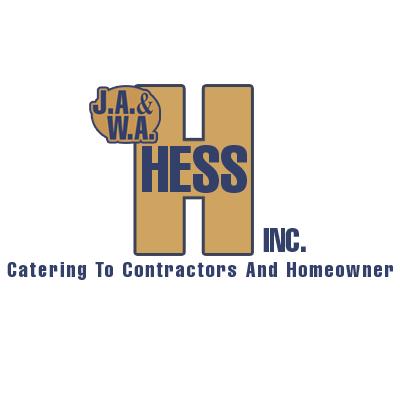 J A & W A Hess Inc image 0