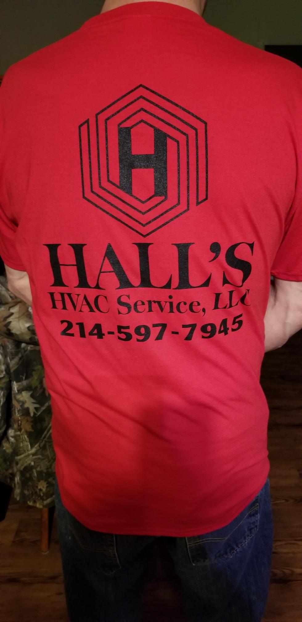 Hall's HVAC Service LLC image 5