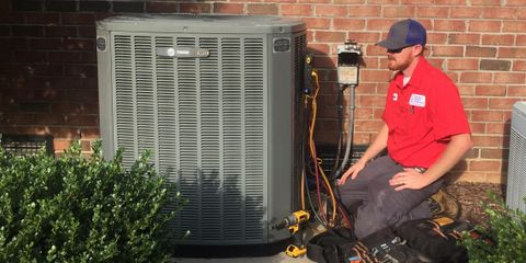 Arnold Jones Services Heating & Air Conditioning