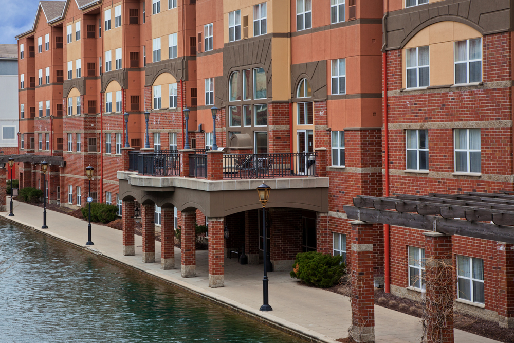 Residence Inn by Marriott Indianapolis Downtown on the Canal image 1