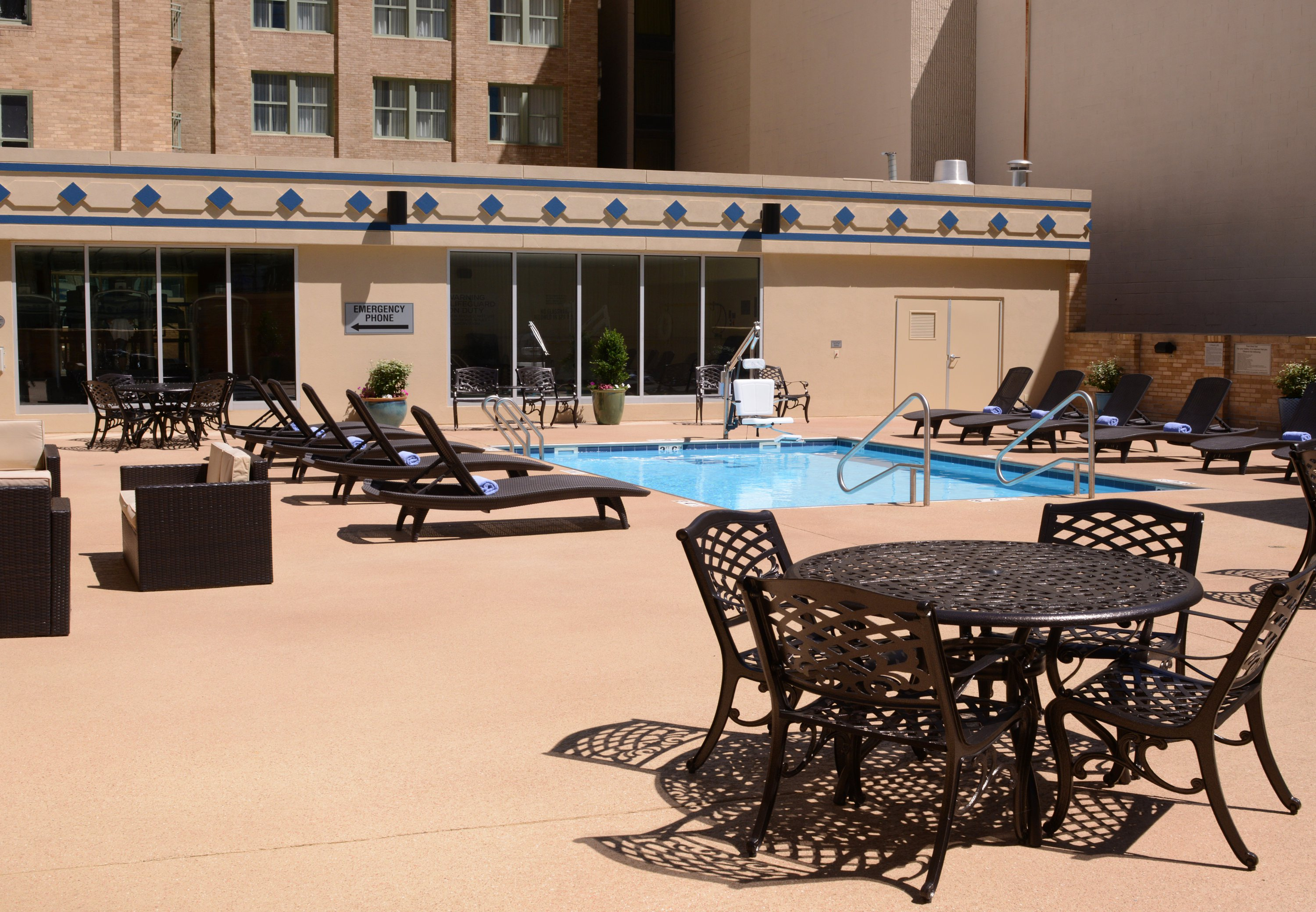 Courtyard by Marriott Fort Worth Downtown/Blackstone image 19