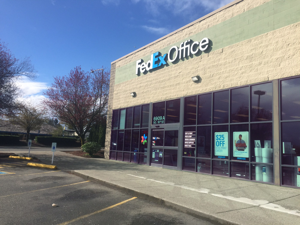 FedEx Office Print & Ship Center - Tacoma, WA - Business Page