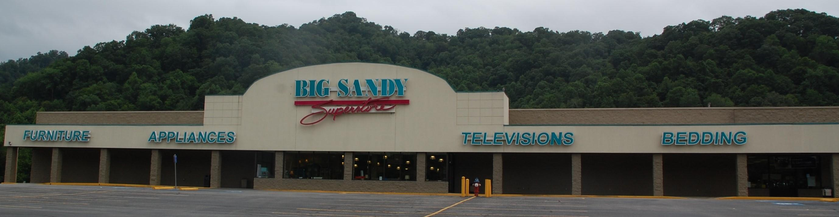 Big Sandy Superstore 14 North Mayo Trail Pikeville, KY