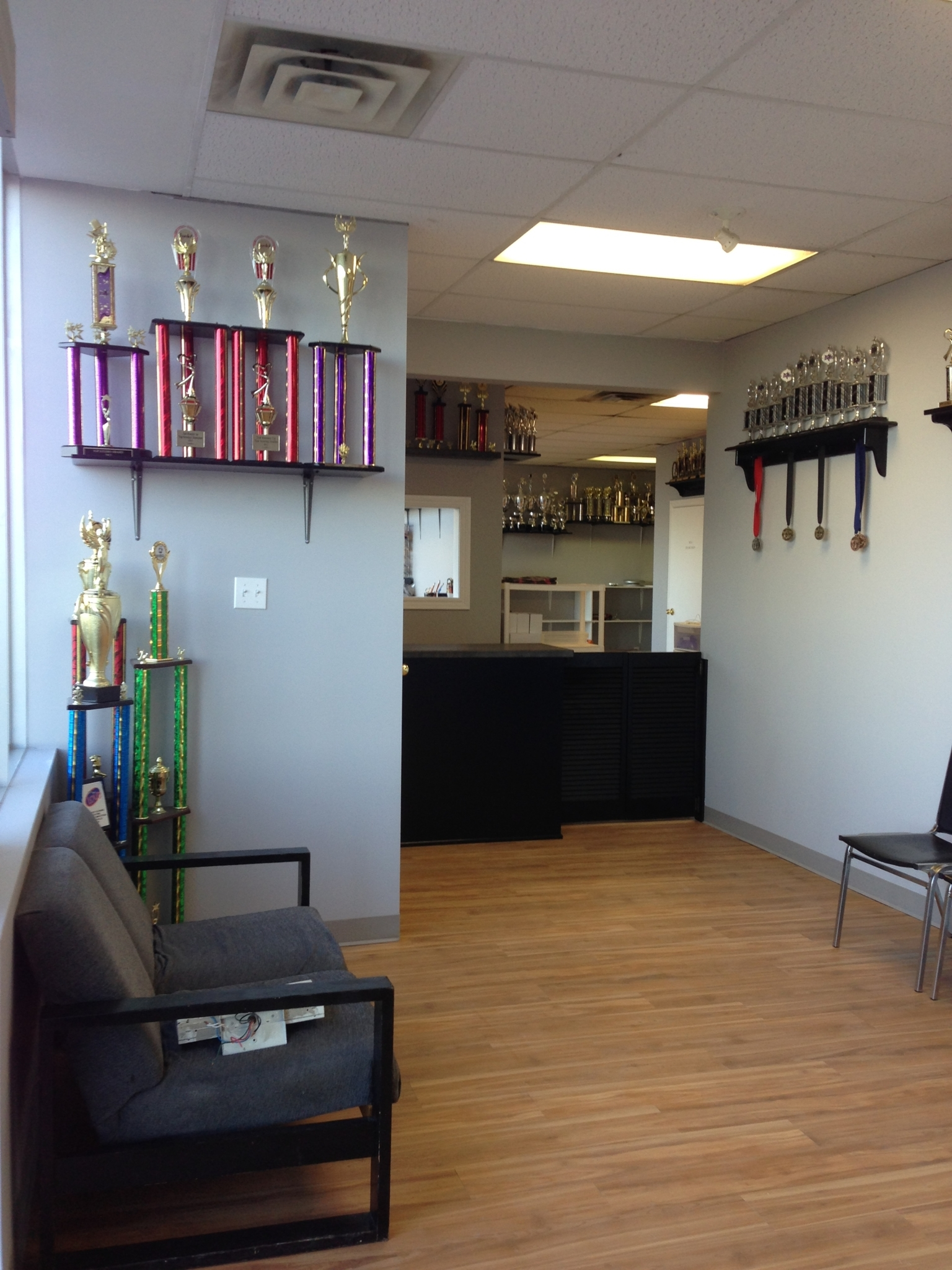 TK Danceworx in Kingston: Newly renovated, same location 1365 Midland Ave Suite 140