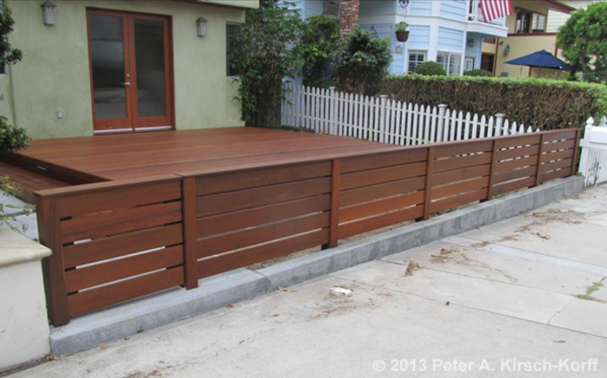 How To Build A Stucco Privacy Wall