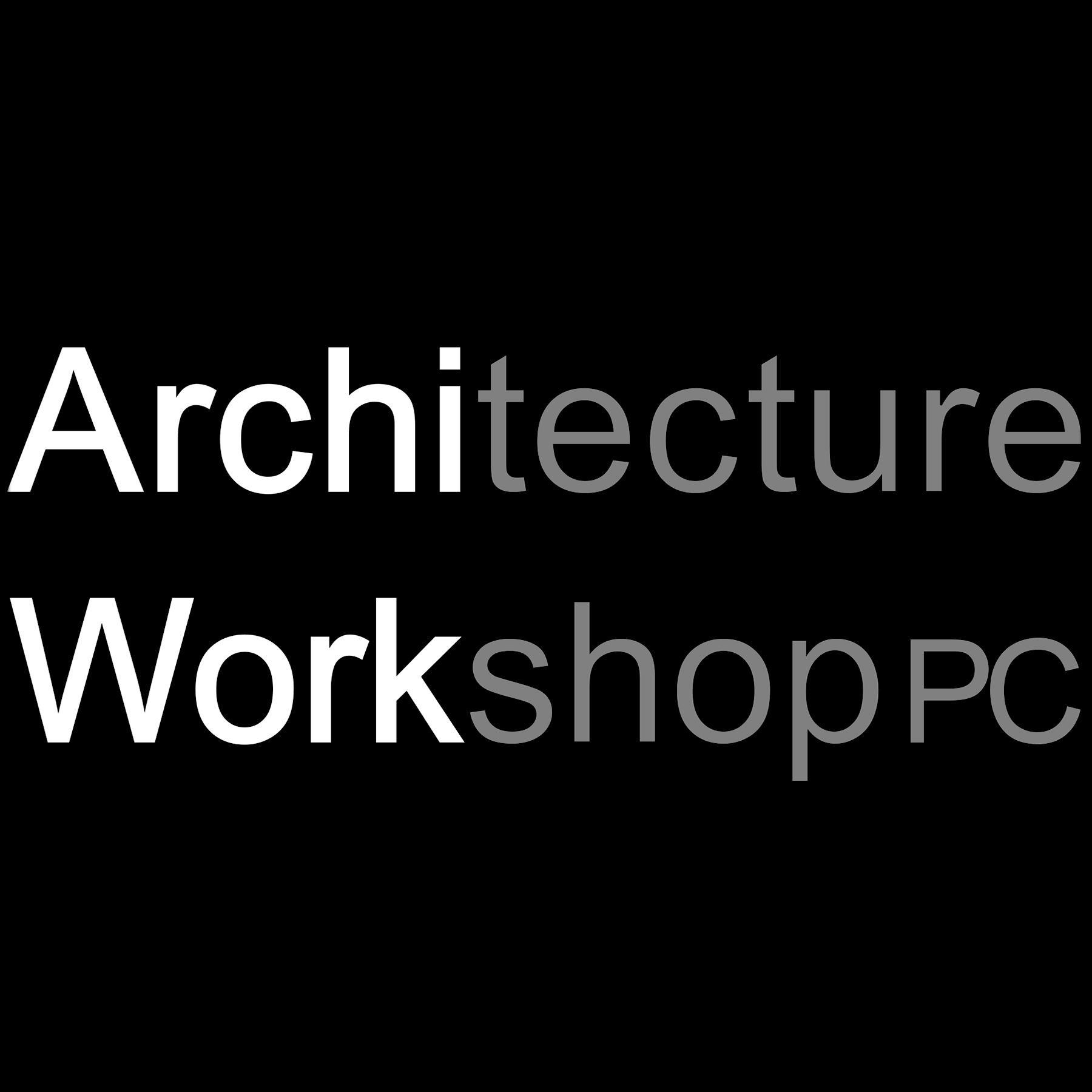 Architecture Workshop PC
