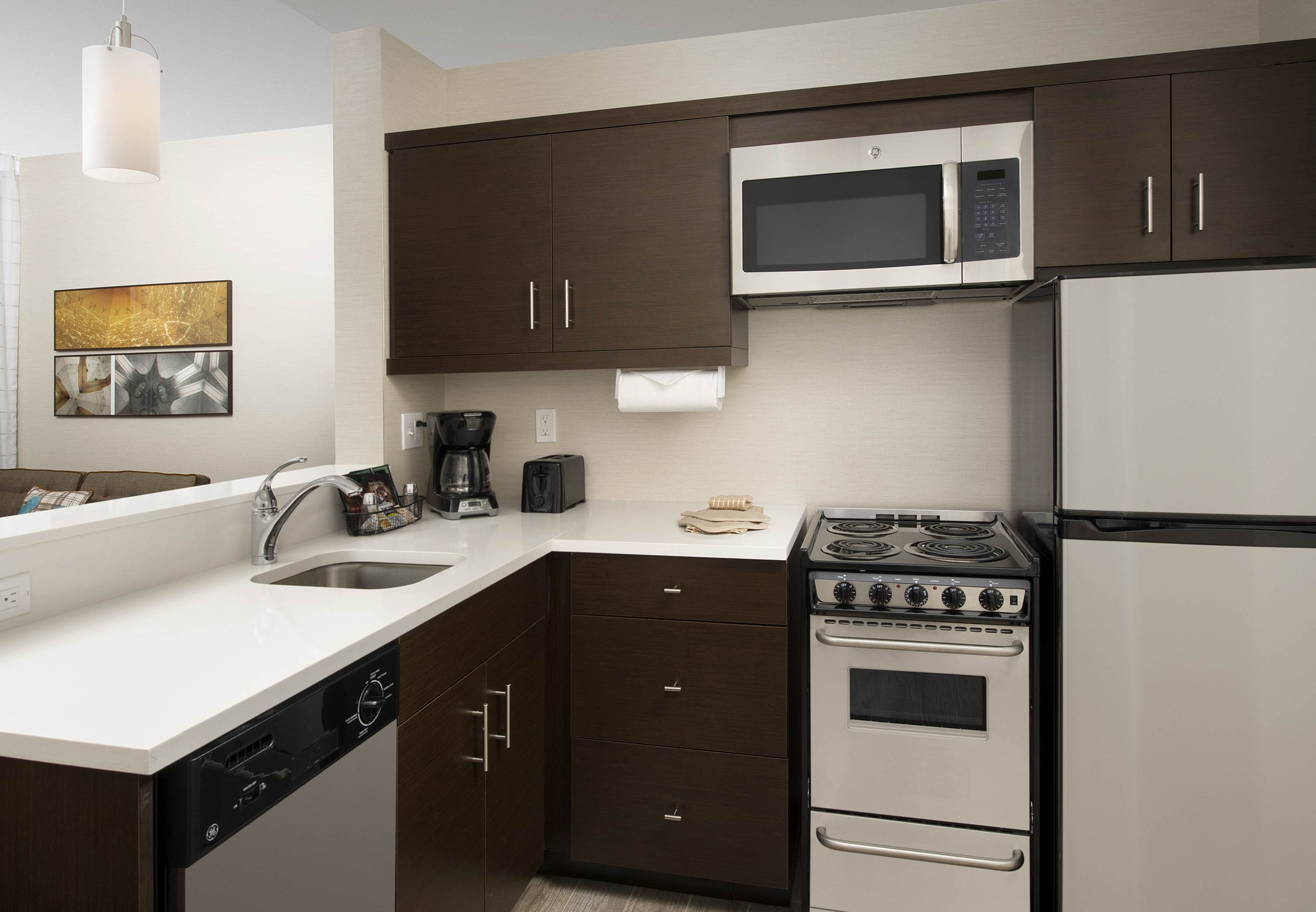 TownePlace Suites by Marriott Alexandria Fort Belvoir image 5