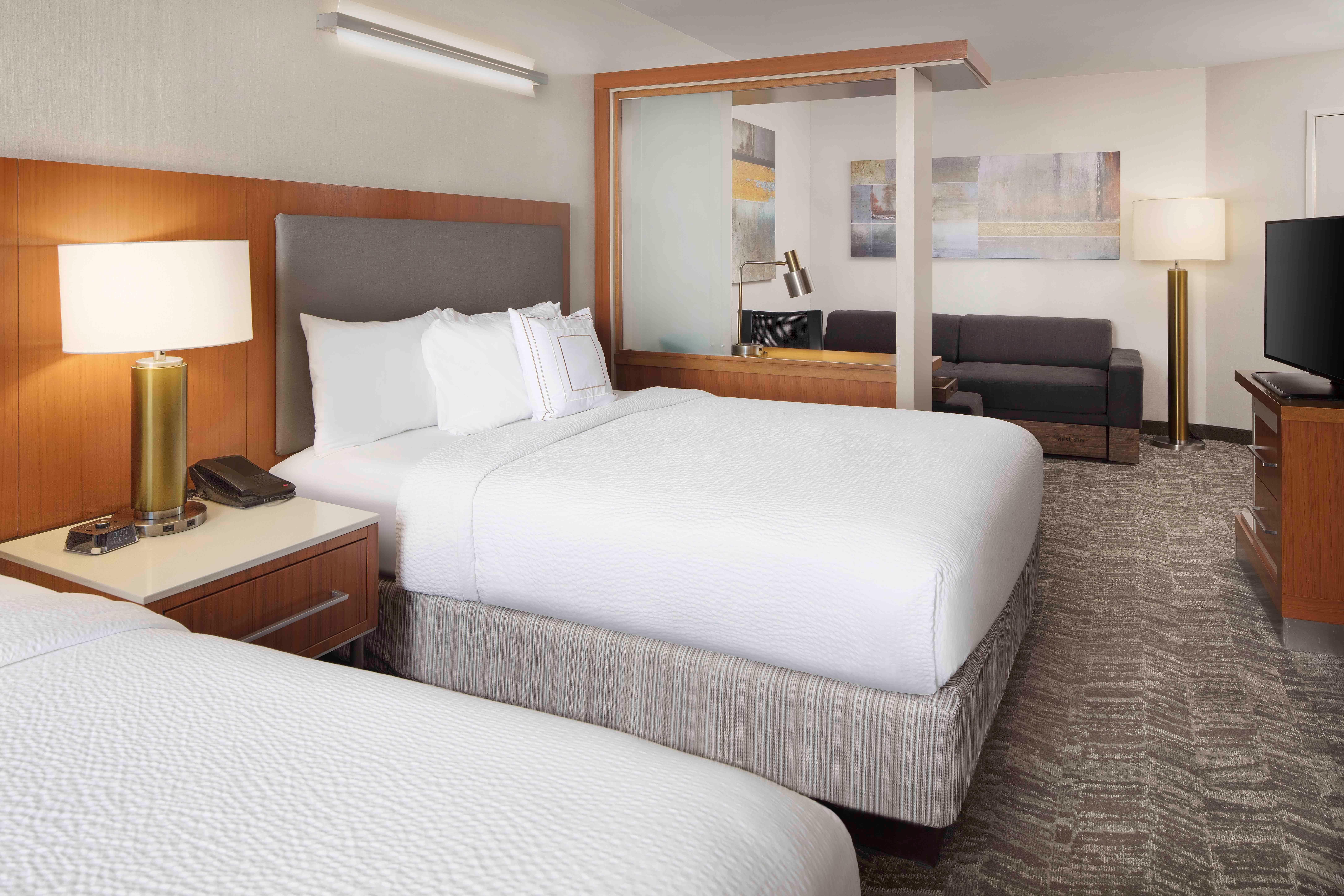 SpringHill Suites by Marriott Indianapolis Downtown image 17