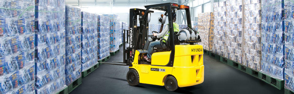 New Specialty Lift Truck Inc image 4