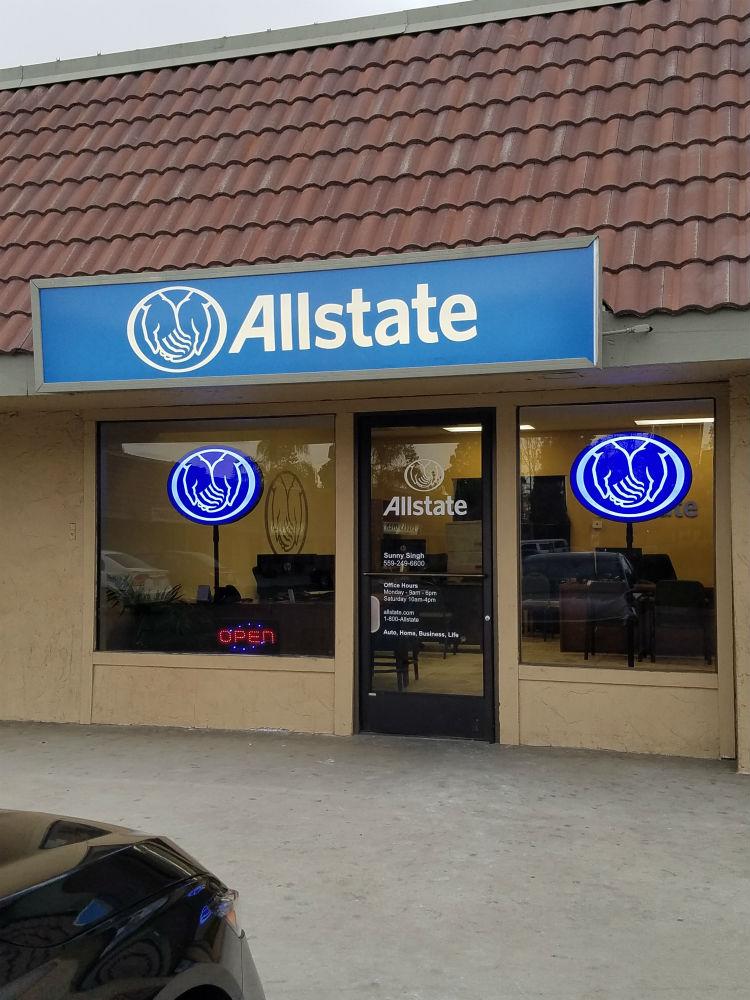 Sunny Singh: Allstate Insurance