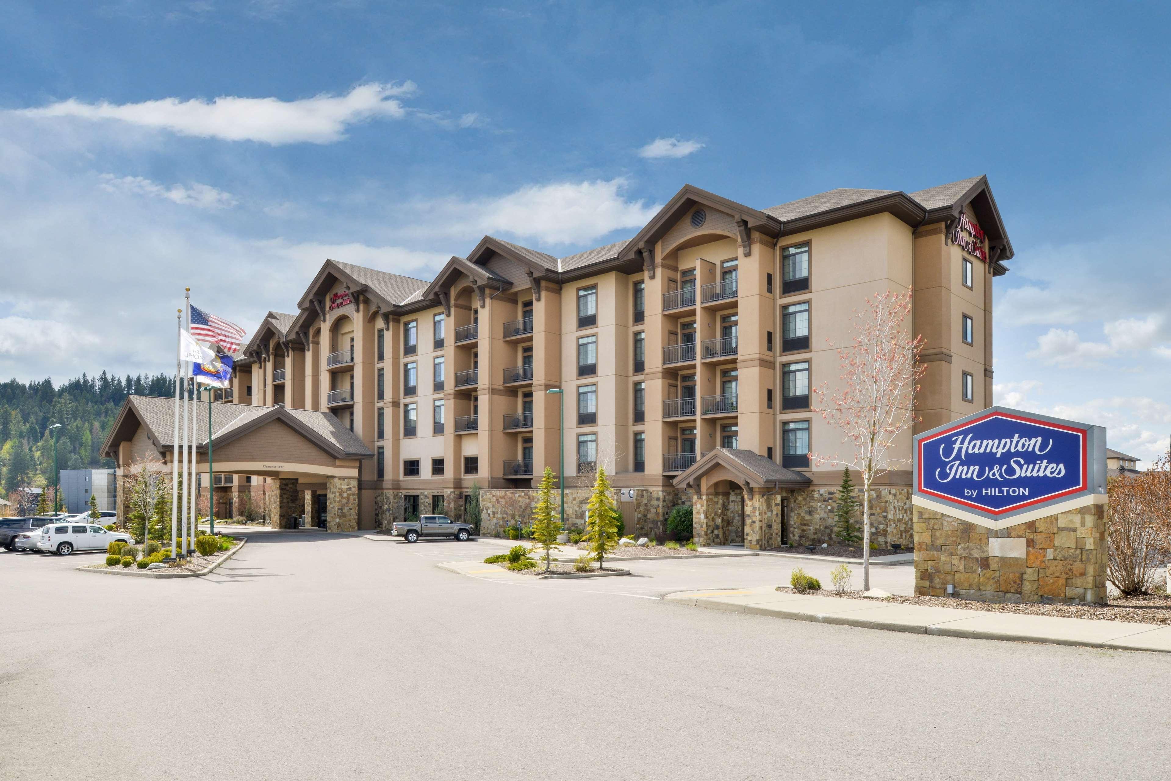 Hampton Inn & Suites Coeur d' Alene image 0