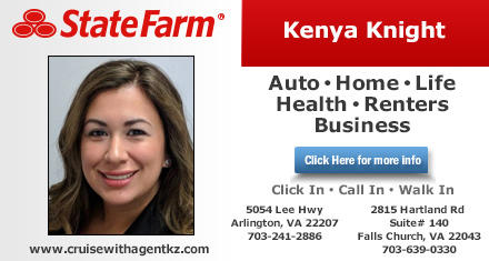 Kenya Knight - State Farm Insurance Agent