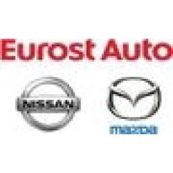 Eurostauto OÜ Eurostauto Pärnu Nissani ja Mazda esindus logo