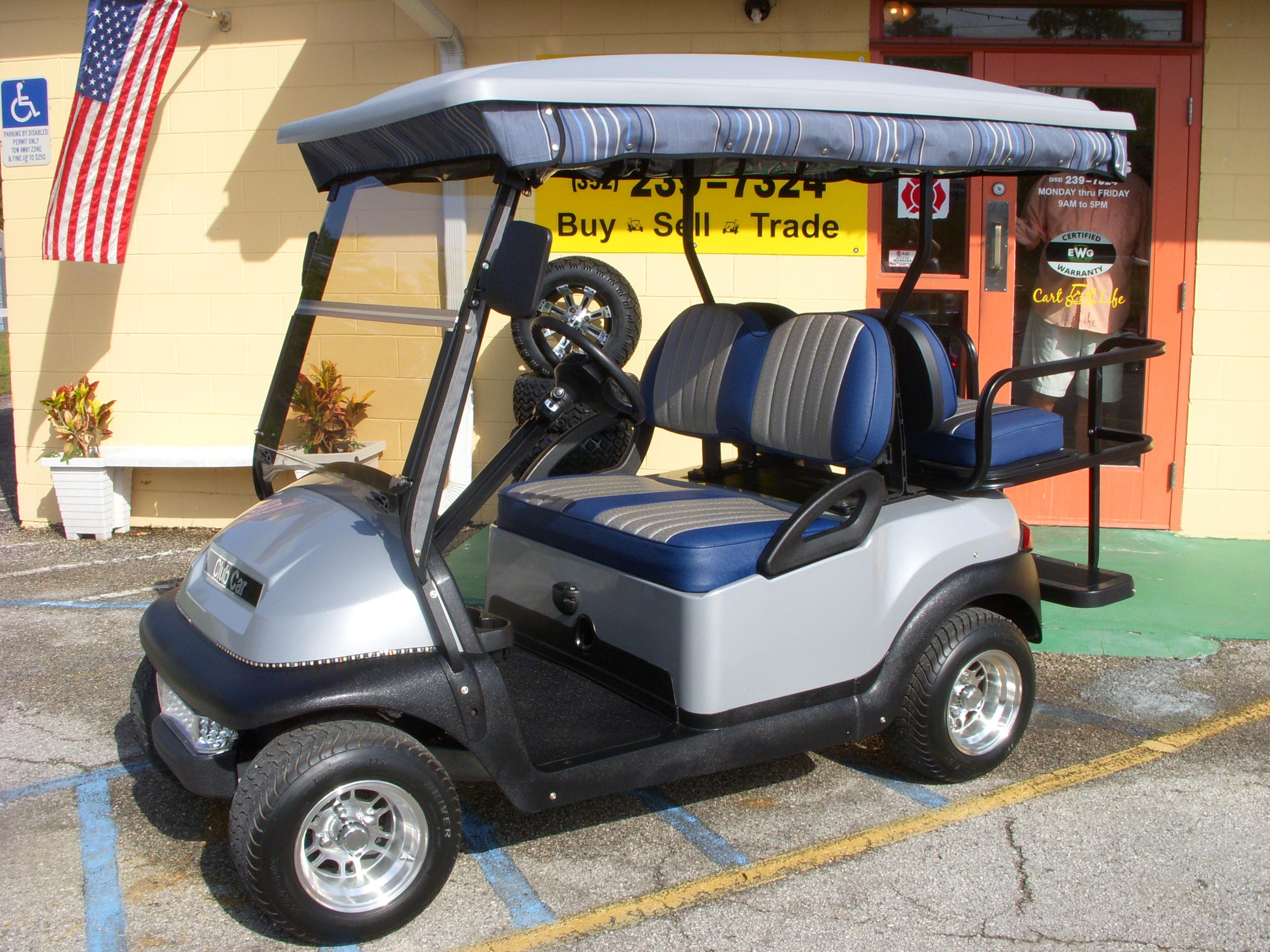 STM Golf Carts image 0