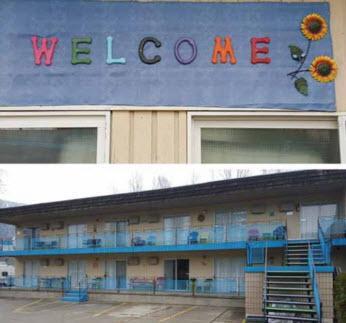 Riviera Motel in Osoyoos