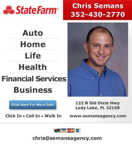 Chris Semans - State Farm Insurance Agent image 0