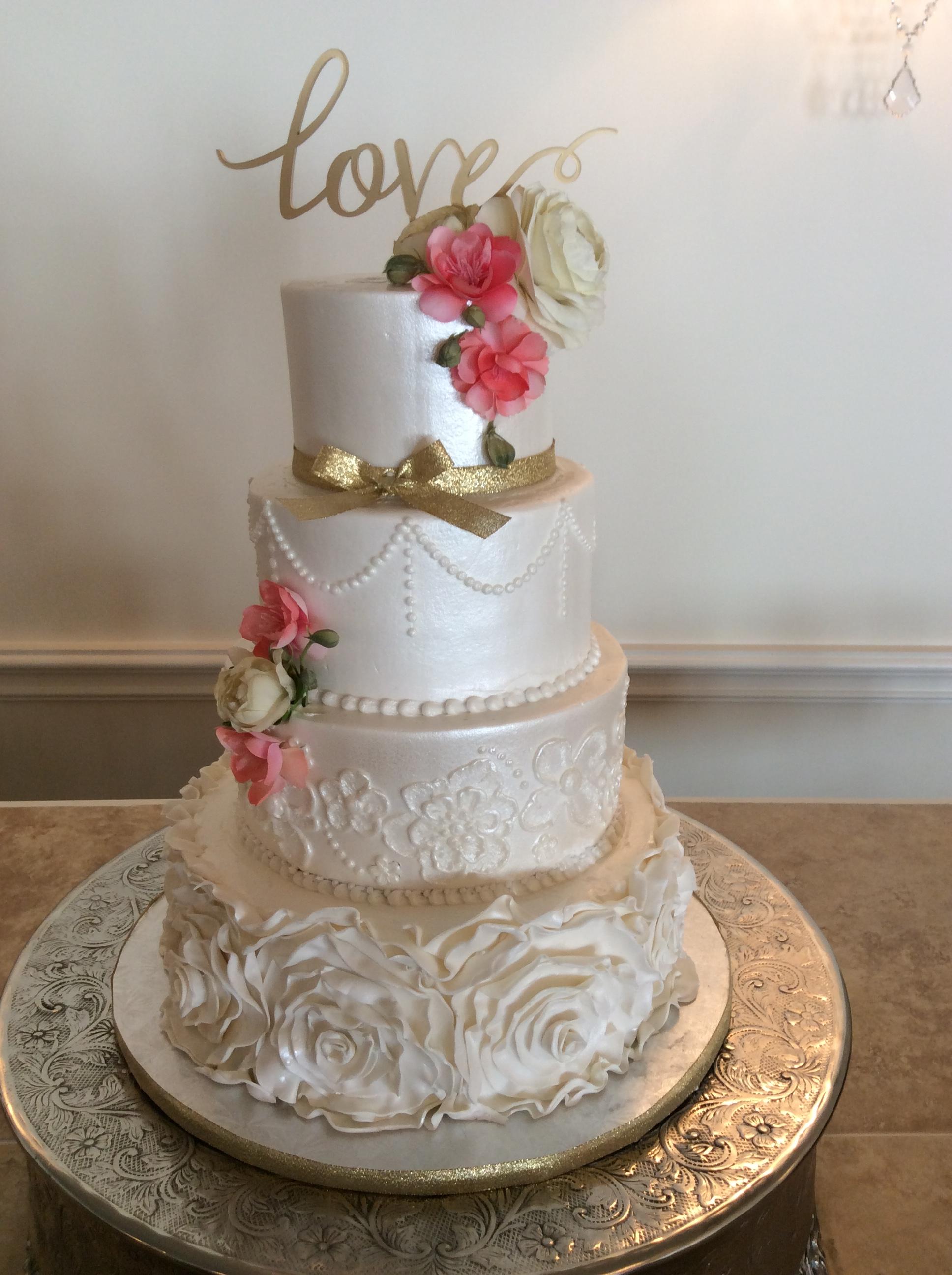 Wedding Cakes by Tammy Allen image 1