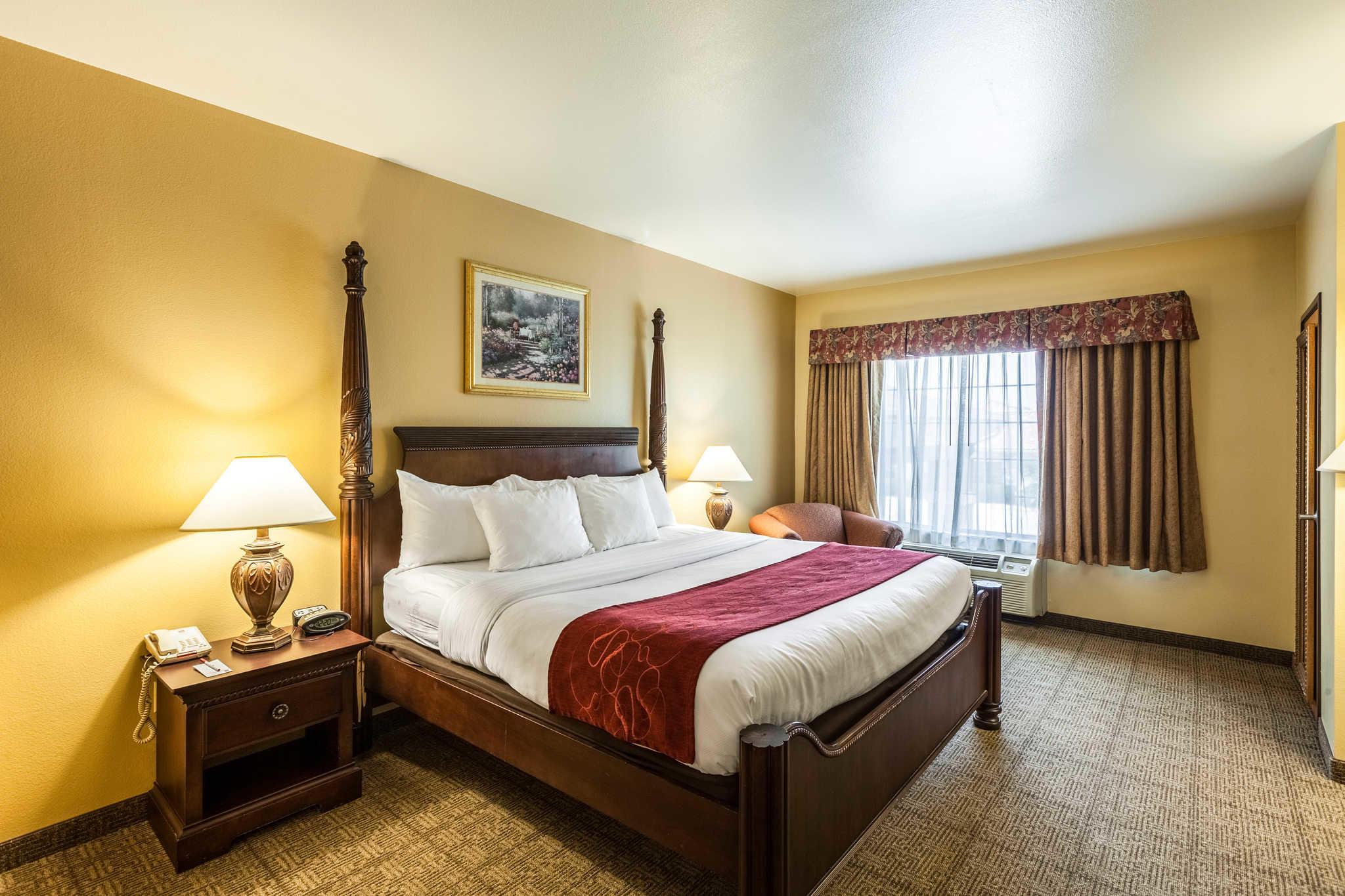 Comfort Suites Mesquite image 19