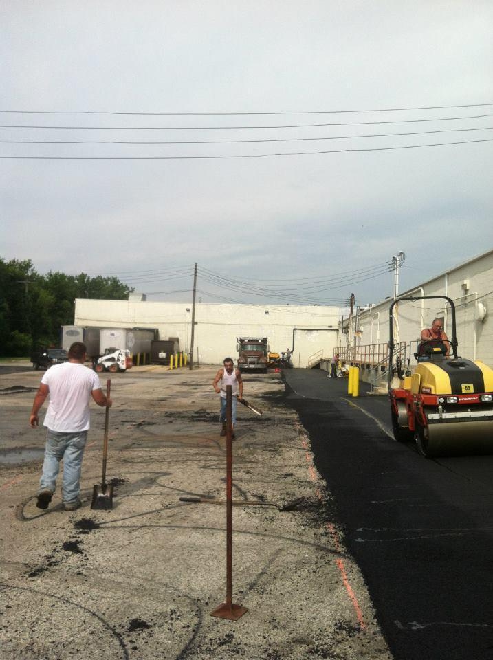 D&H Asphalt Paving, LLC. image 25