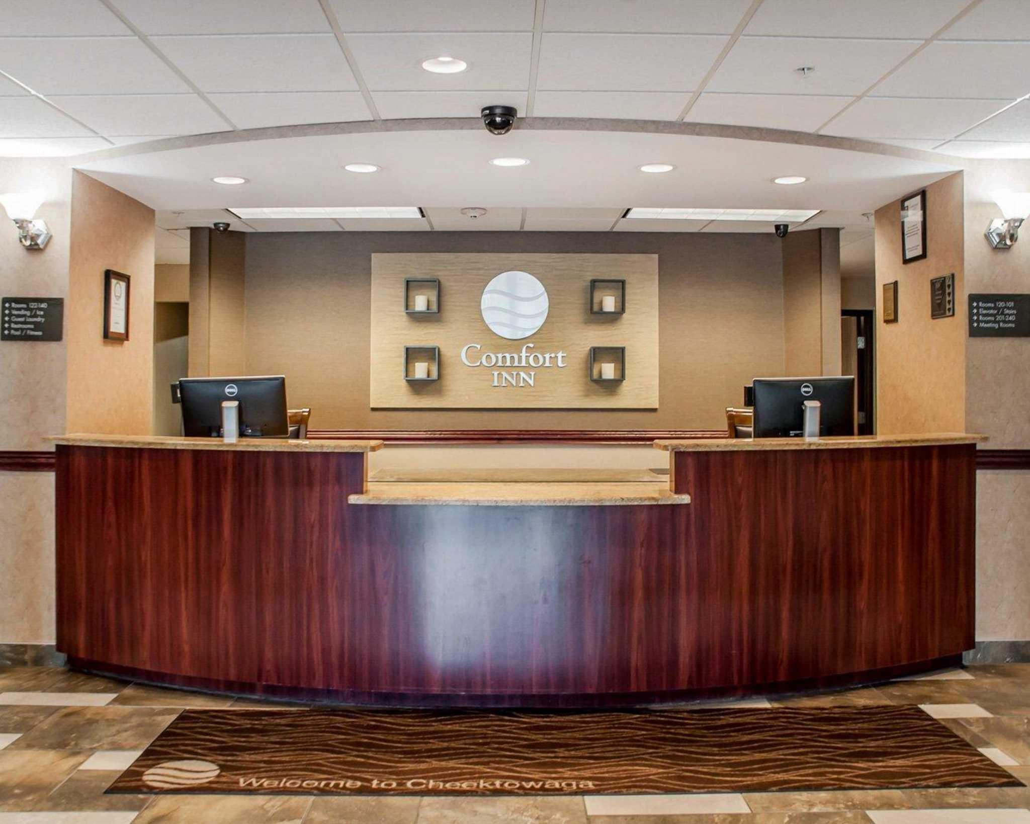 Comfort Inn Near Walden Galleria Mall image 21