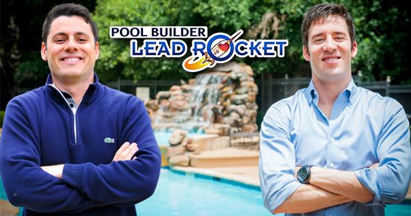 Pool Builder Lead Rocket