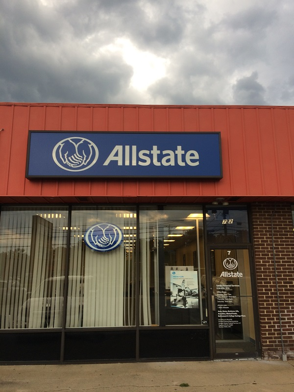 Allstate Insurance Agent: Mitchell Sands image 1