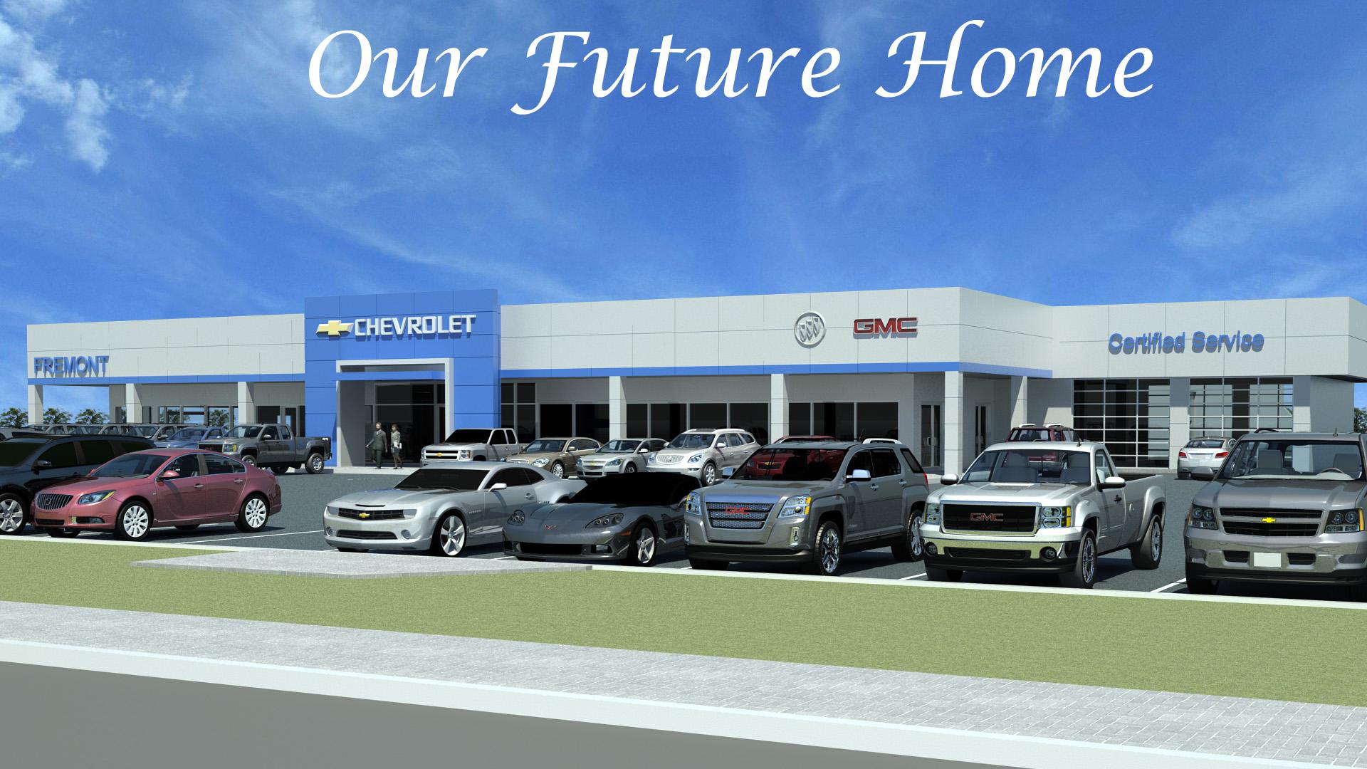Fremont Chevrolet Buick GMC - ad image