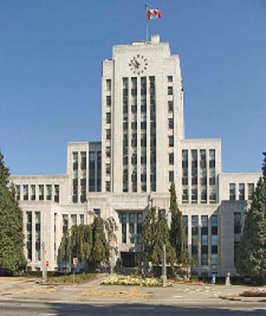 ALARA Environmental Health & Safety in Vancouver: Notable projects: Vancouver City Hall