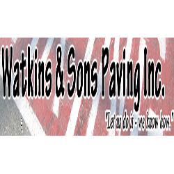Watkins & Sons Paving