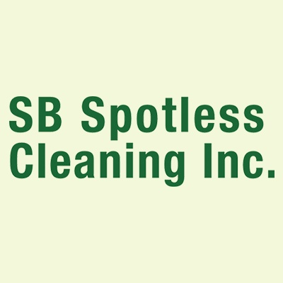 Sb Spotless Cleaning Inc