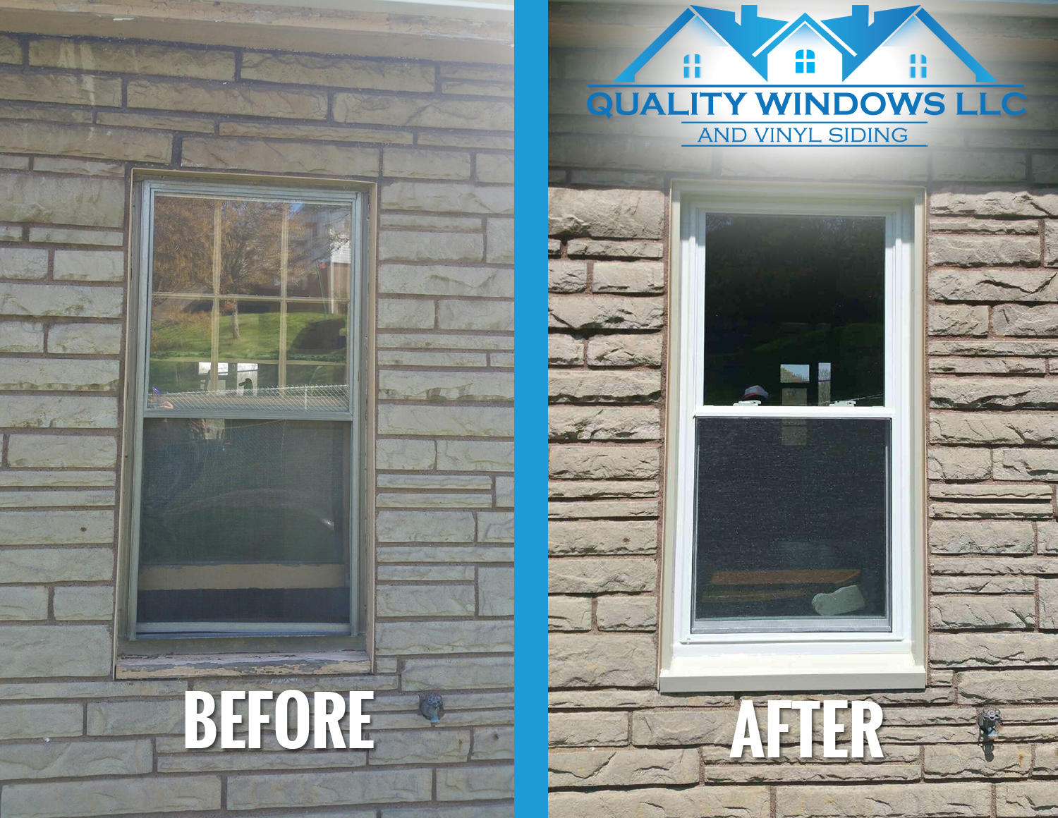 Quality windows in youngstown oh whitepages for Quality windows