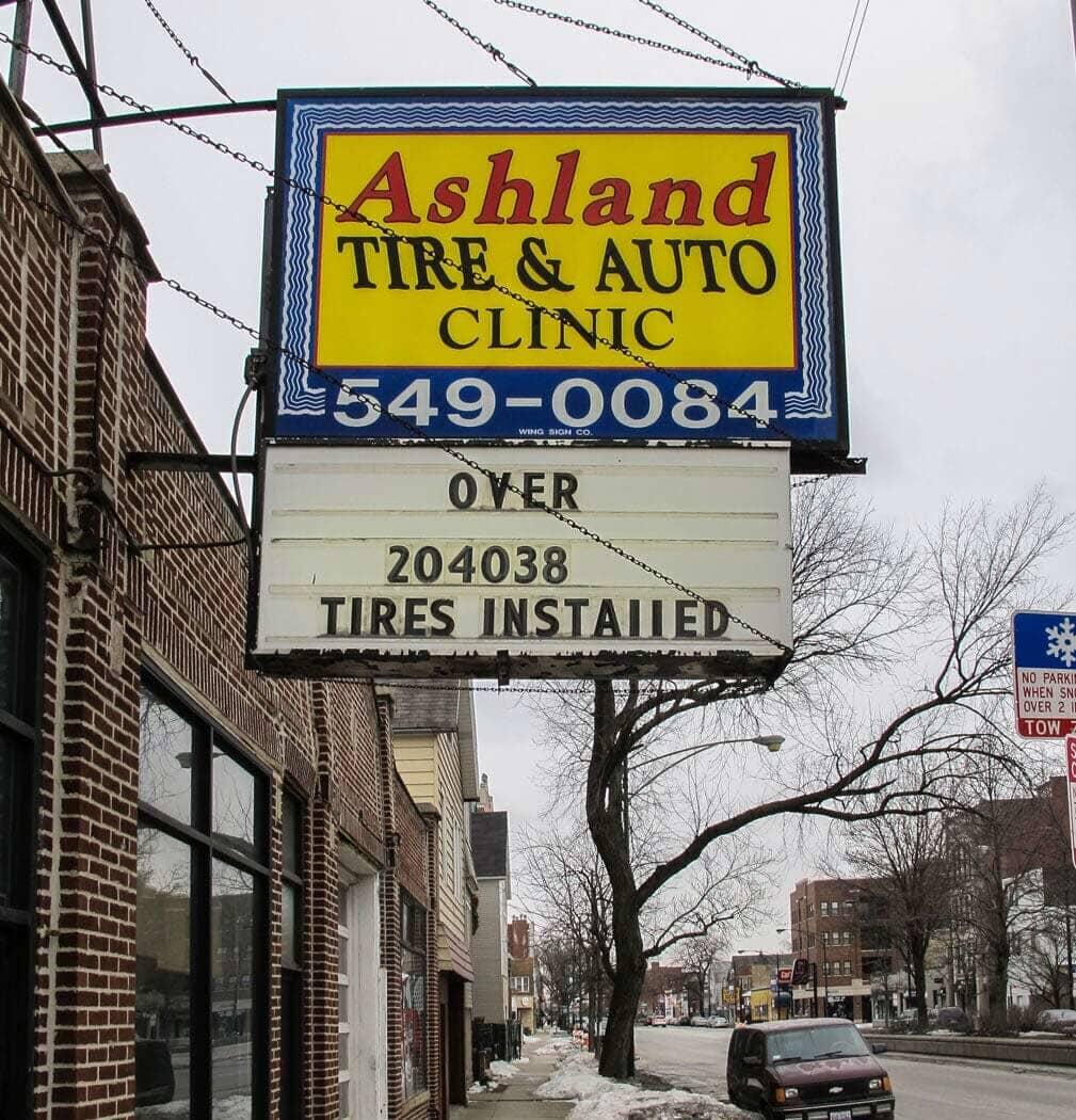 Ashland Tire & Auto image 1
