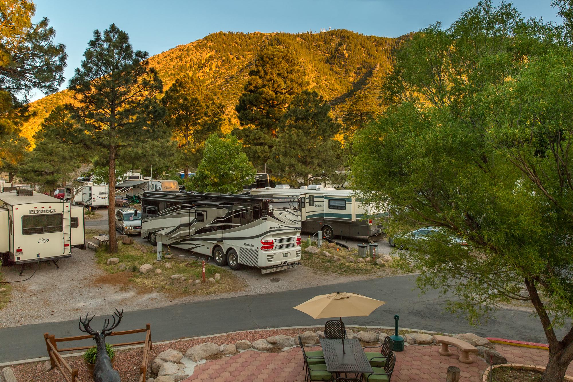 Map Of Koa Arizona.Flagstaff Koa Campground Flagstaff Az 86004