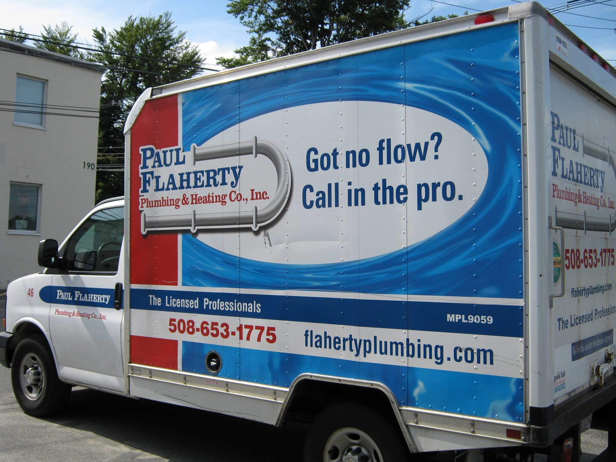 Paul Flaherty Plumbing & Heating Co., Inc. image 14