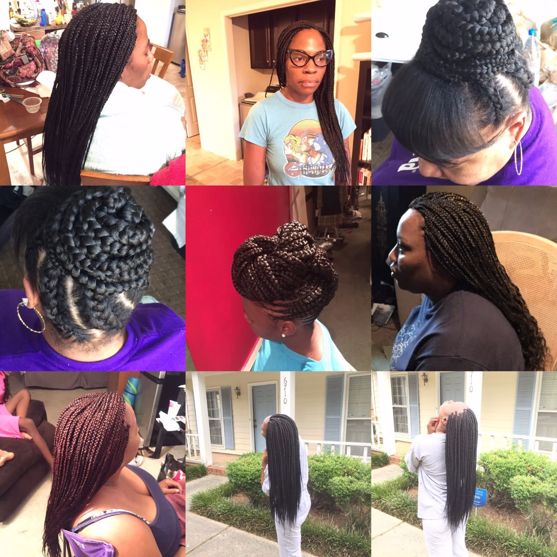 Traveling Hair Braiding image 3