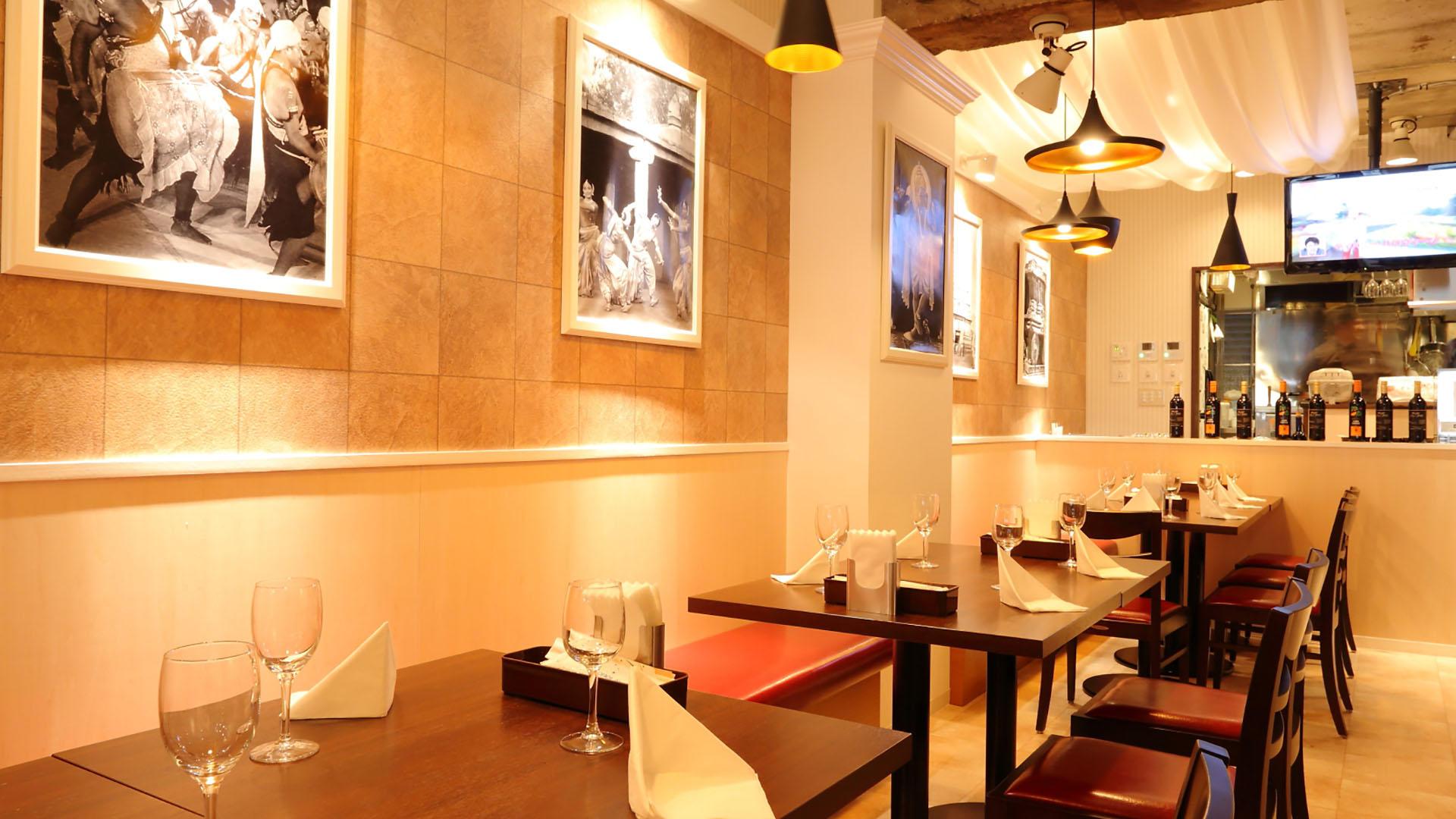 ナクシャトラ レストラン