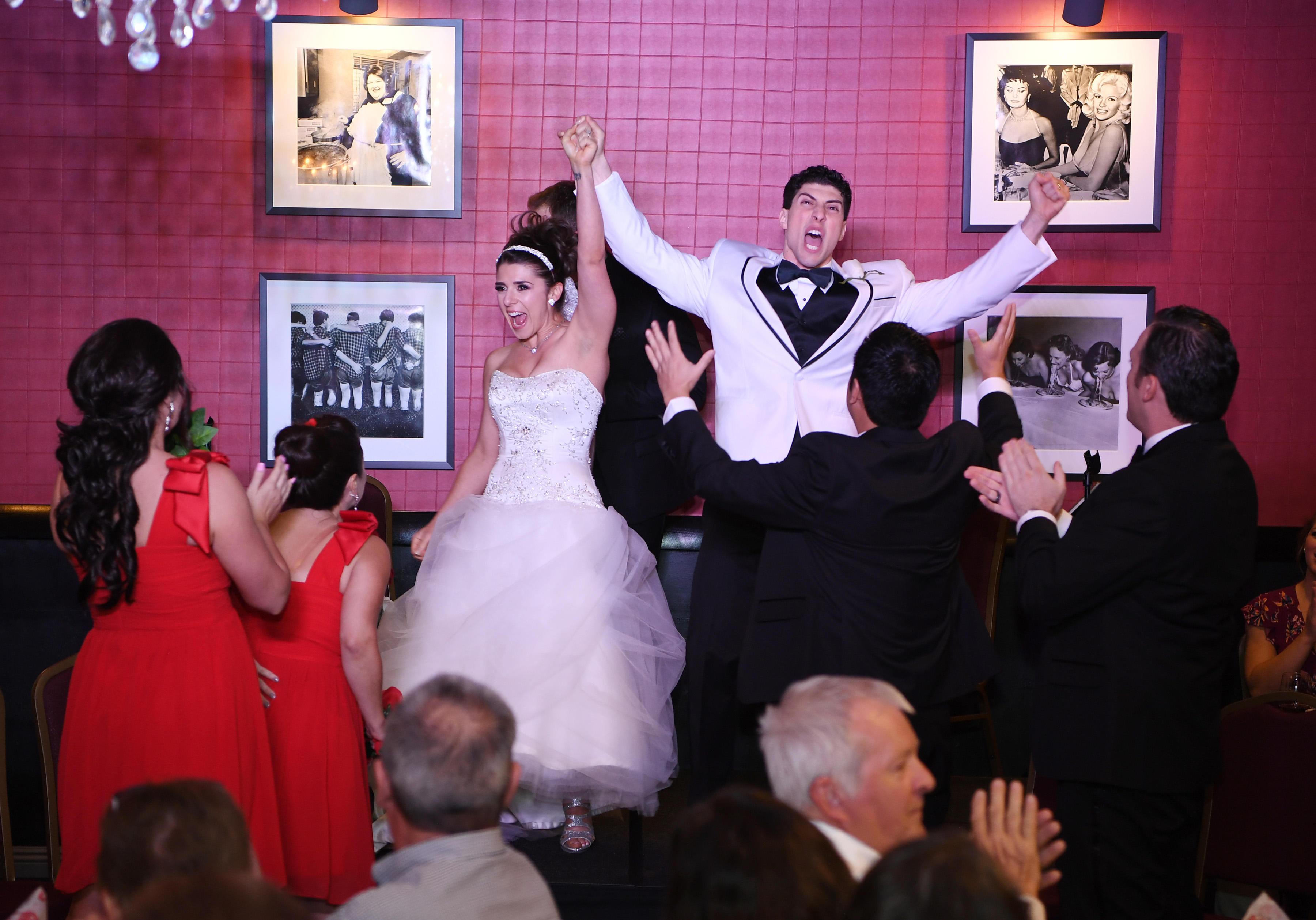 Tony N' Tina's Wedding image 8