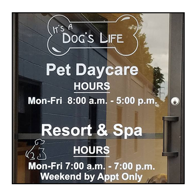 It's A Dog's Life Pet Day Care Resort & Spa LLC