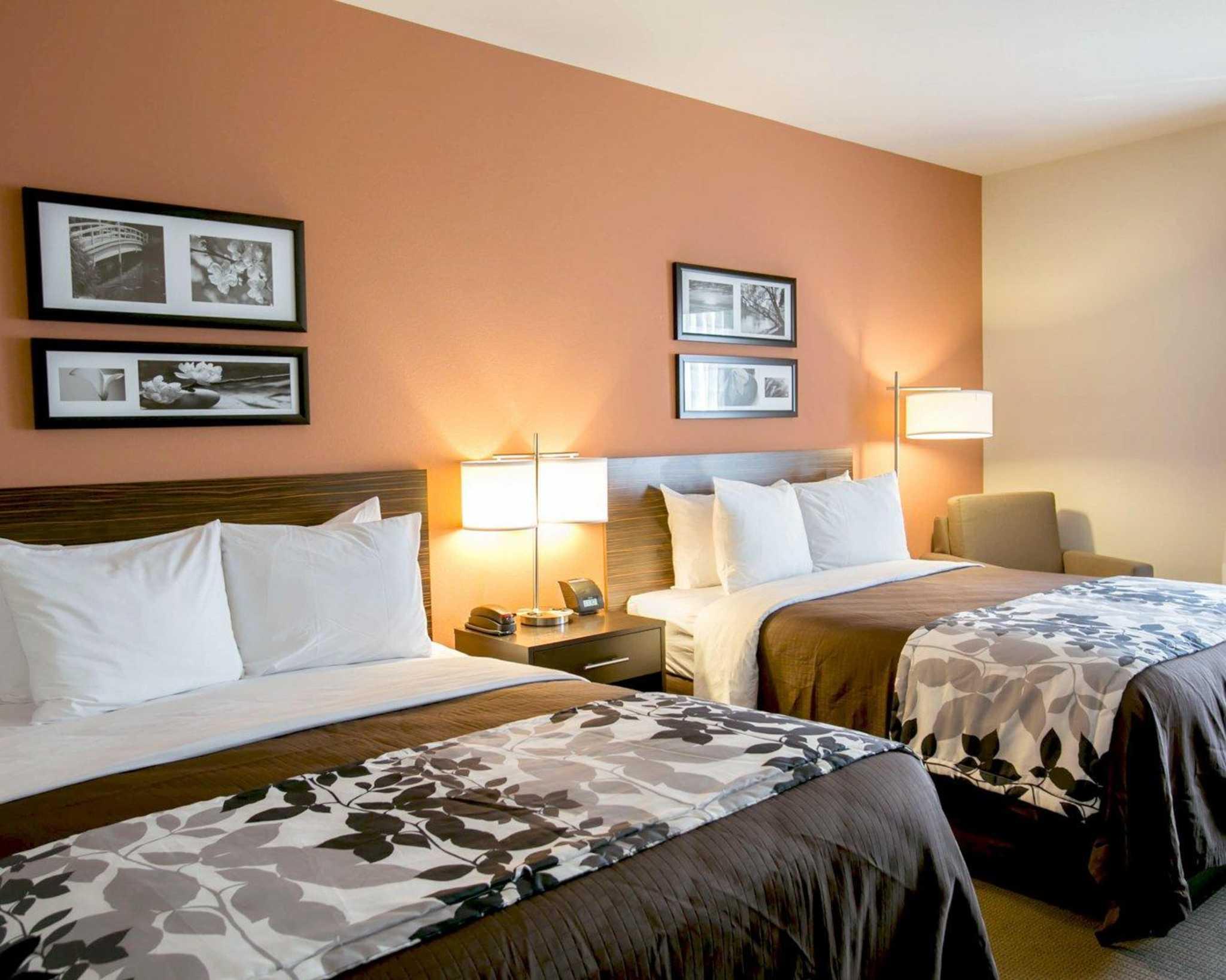 Sleep Inn & Suites Austin - Northeast image 4